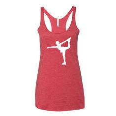 Next Level Women's Triblend Tank Top with Skater Silhouette