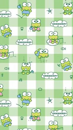 Ideas For Wall Paper Cute Iphone Kawaii My Melody Keroppi Wallpaper, Kawaii Wallpaper, Disney Wallpaper, Cute Wallpapers, Wallpaper Backgrounds, Iphone Wallpaper, Little Twin Stars, Hello Sanrio, Hello Kitty My Melody