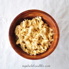 Dairy Free Mac and Cheese | My Whole Food Life
