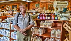 Miller Bob Moore of Moore's Mill in Redding CA 2012. Whole grain goodness enriches our city.
