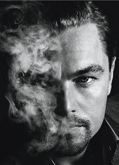 "Leonardo DiCaprio in W Magazine for ""Best Performances"" in J. Edgar. Great character in this shot..."