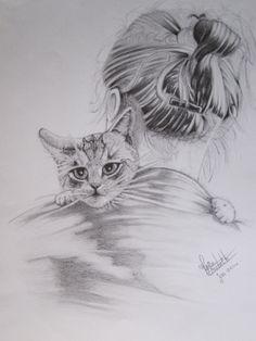 """""""Meisje En De Kat""""....2014"""