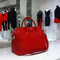 Givenchy sac Couleur : rouge