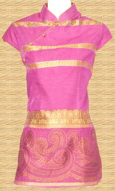 Traditional Style Blouse | Chinese Apparel | Women | Shirts & Jackets