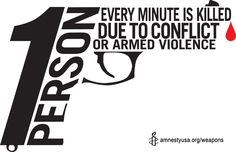 Help us stop the violence! http://amnestyusa.org/weapons