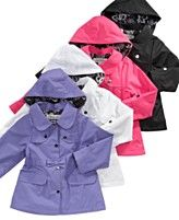 what a  great trench coat for little ones