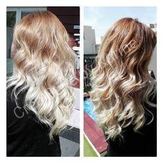 #blondehair #olaplex