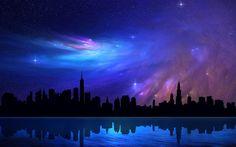 Nebula Skies 5 by welshdragon.deviantart.com