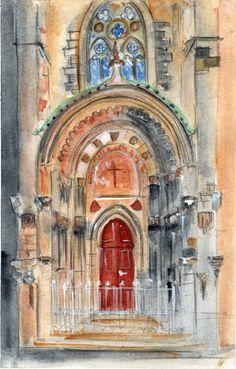 Прага, Painting, Искусство
