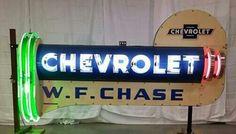 Chevrolet Neon Sign!