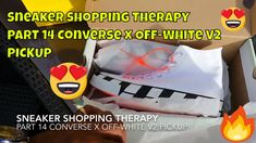 Converse Chuck Taylor x off-white pickup from offspringhq London Pick Up, You Can Do, Chuck Taylors, Converse Chuck Taylor, Off White, Therapy, Lol, Songs, London