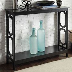 Found it at Wayfair Supply - Omega Console Table