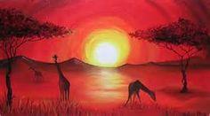 alberi africani disegni - Bing Immagini
