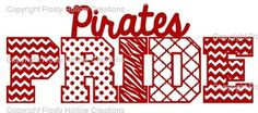 A personal favorite from my Etsy shop https://www.etsy.com/listing/248824331/pirates-pride-cutting-file-svg-instant