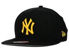 New York Yankees New Era MLB Twisted Original Fit 9FIFTY Snapback Cap 21b7172a9fd
