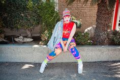 "ISABEL HENDRIX: Psychedelic Weirdo http://www.isabelhendrix.com/2015/04/psychedelic-weirdo.html?utm_content=buffer4f998&utm_medium=social&utm_source=pinterest.com&utm_campaign=buffer "" This is definitely an ""Isabel"" look. Super bright and colorful with some tie dye, too! What more could I ask for?! """