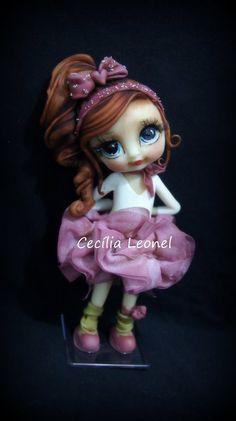 Modelling di Cecilia Leonel