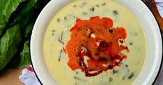 Pazının sadece yemeği yapılıyor sanıyorsanız yanılıyorsunuz. Karşınızda nefis sosuyla, yumuşacık pazı çorbası tarifi. Afiyet olsun.