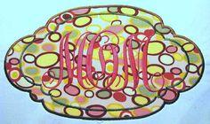 Frames 04 Machine Applique Embroidery Design - 4x4, 5x7 & 6x8 on Etsy, $3.50