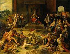 1516-Karel erft de macht in Spanje-