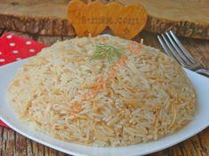 Sebzeli Arpa Şehriye Pilavı Tarifi, Nasıl Yapılır? (Resimli)   Yemek Tarifleri Food Art, Rice, Cooking, Ethnic Recipes, Turkish Recipes, Easy Meals, Kochen, Food Food, Kitchen