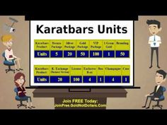 Staged - Karatbars Q & A Overview - A Great Video That Explains How #Karatbars Works