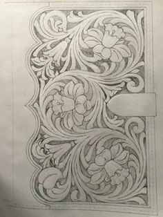 Leather Carving, Leather Art, Leather Design, Leather Tooling, Custom Leather, Handmade Leather, Leather Jewelry, Tooled Leather, Wood Carving Patterns