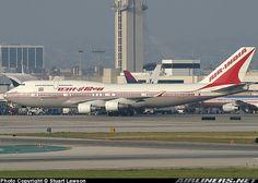 Air India Boeing 747-412