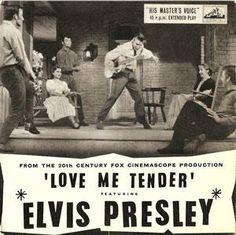 15 novembre 1956 Première du film «Love Me Tender» avec Elvis Presley