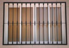 Rejas para ventanas barcelona, instalacion rejas ventanas