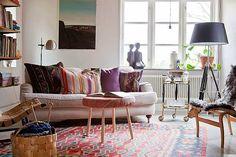 my scandinavian home: A Swedish west coast retreat, family home and studio