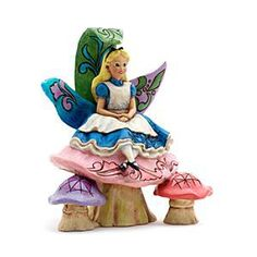 Jim Shore Disney Traditions – Alice im Wunderland Figur