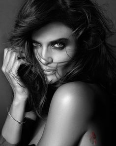 Helena Christensen by Marc Hom - my favourite supermodel of all time