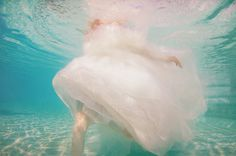 Water and the Wedding Dress shoot - Candice - Photographer Lisa Michele Burns Tourism Industry, Bridal Shoot, Travel Photographer, Landscape Photographers, Underwater, Burns, Lisa, Wedding Dress, World