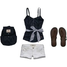 Holister, created by olivialee1996 on Polyvore