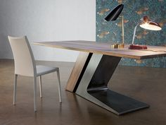 Tavolo da salotto in legno TL | Tavolo - Bonaldo