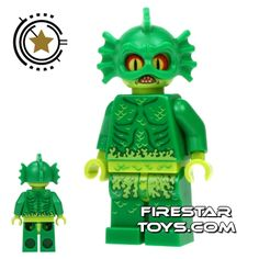 LEGO Monster Fighters Minifigure - Swamp Creature