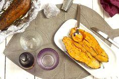 Una guarnición sencilla para tus platos de carnes, pescados o aves. El sabor dulce y la carnosidad de su pulpa caliente son un gran acompañante para un segundo plato.