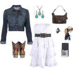 Country chic!