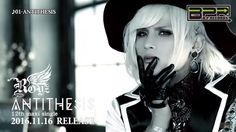 """Royz will release their new maxi single """"ANTITHESIS"""" in November! You can listen to – and watch a PV preview – to all tracks in the video below! Maxi single: ANTITHESIS Rele…"""