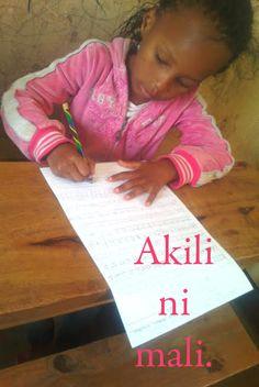 Akili ni mali - Intelligence is an asset.   Swahili proverb