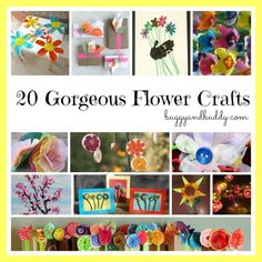 flower crafts