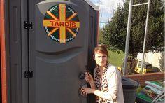 12-katie-rushworth-doctor-who-tardis Doctor Who Tardis, Scene Photo, Behind The Scenes, Love You, Te Amo, Je T'aime, I Love You