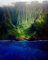 Na Pali Coast - Kaui, Hawaii