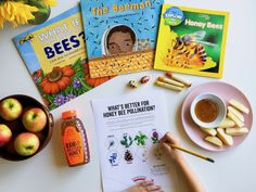 Get our free-bee lesson plan on honey bee health for elementary ages. Long Live the Bees works to sustain honey bee populations and take care of the world around us. Get this timely lesson plan for future generations for free! Lesson Plans For Toddlers, Free Lesson Plans, Lessons For Kids, Science Lessons, Stem Science, Science For Kids, Bees For Kids, Plan Bee, Teacher Forms