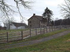 Bushman Farm - Gettysburg Gettysburg, American Civil War, Wwii, Cabin, History, House Styles, Photography, Castles, Den