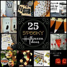 25 Spooky Halloween Projects