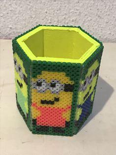 Posa lápices 3D hama beads