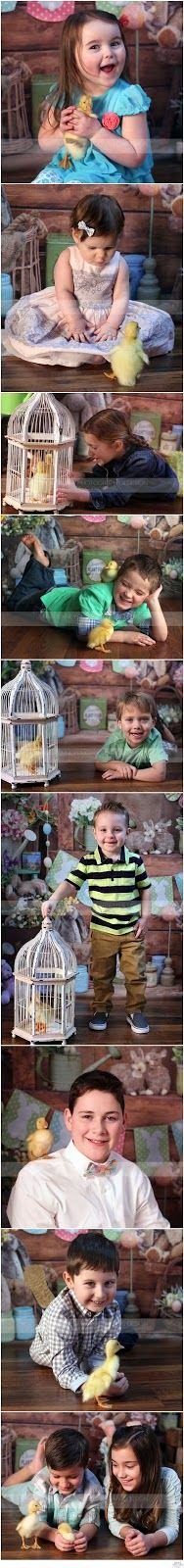 Jenni Kenney Photography, LLC Easter mini sessions, kiddos, ducklings