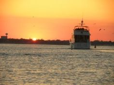 Beautiful picture taken out in Clear Lake, Kemah, Texas, by Star Fleet Crew.